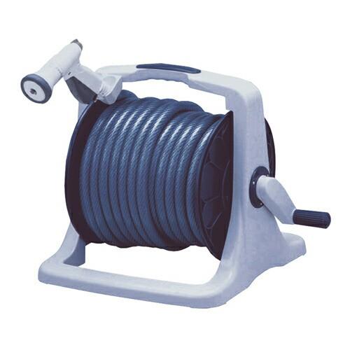 TOYOX・トヨフィットSリール・SFTR-30S・園芸機器・散水・ホースリール・散水ホースリール・DIYツールの画像