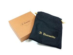 イル ブセット IL Bussetto 名刺入れ(カードケース) 11-013-RD レッド