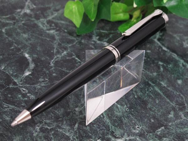 PELIKAN ペリカン SOUVERAN SILVER TRIM ボールペン K805 ブラック【送料無料】