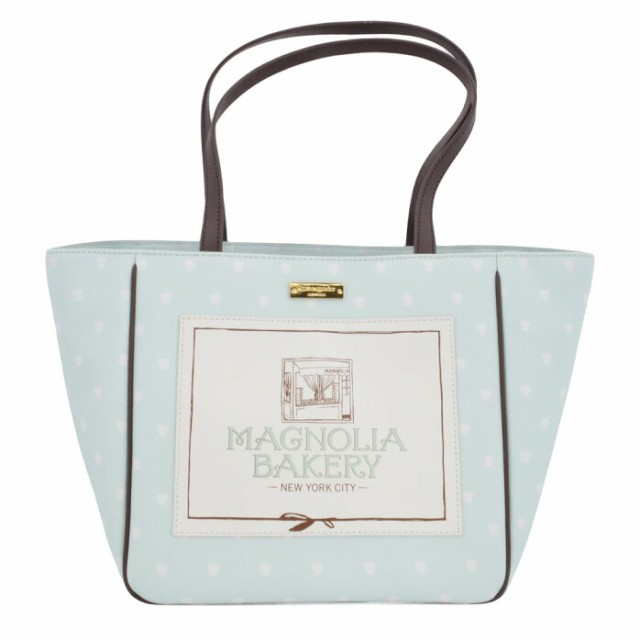 ケイトスペード Kate Spade PXRU6065 974 Magnolia Bakery Cupcake Box Tote NYで大人気の「マグノリアベーカリー」コラボシリーズ カップケーキボックス トートバッグ