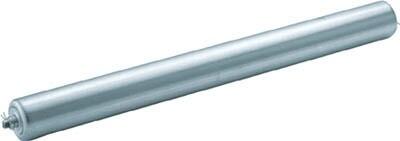TRUSCO スチールローラー Φ57X1.4t W600 S付【VL57W600】(コンベヤ・スチールローラーコンベヤ)