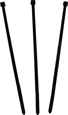 パンドウイット ナイロン結束バンド 耐候性黒【PLT8H-L0】(電設配線部品・ケーブルタイ)