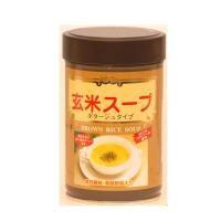 ファイン 203396 玄米スープ(缶入り)200g