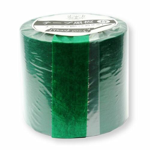 日本理化学工業 テープ黒板替テープ 50ミリ幅 緑 STRE-50-GR