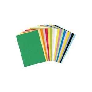 (まとめ買い)大王製紙 再生色画用紙 8ツ切 100枚 しゅいろ 【×3セット】