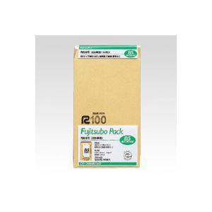 (業務用セット) 藤壷クラフトパック封筒 クラフト製・パック入 PK-8 32枚入 【×10セット】