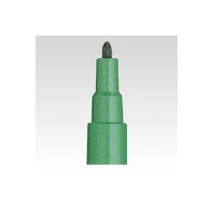 (業務用セット) 三菱鉛筆 ペイントマーカー 細字(0.8-1.2mm) PX-21.6 緑 1本入 【×10セット】