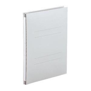 (業務用セット) のび-るファイル エスヤード 紙表紙(PP貼)タフヤード[R](背幅17-117mm) AE-50FP-62 グレー 1冊入 【×5セット】