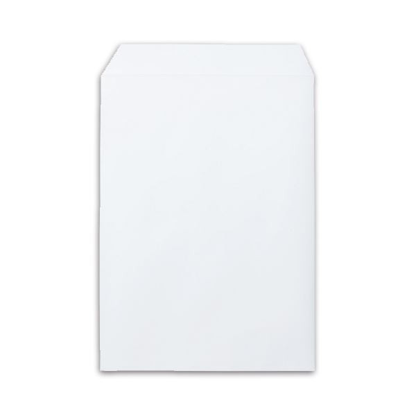 (まとめ) 寿堂 プリンター専用封筒 角2 100g/m2 ホワイト 31780 1パック(50枚) 【×5セット】