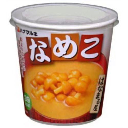 【ケース販売】ハナマルキ はなまる屋 なめこ カップ 54.0g×6個