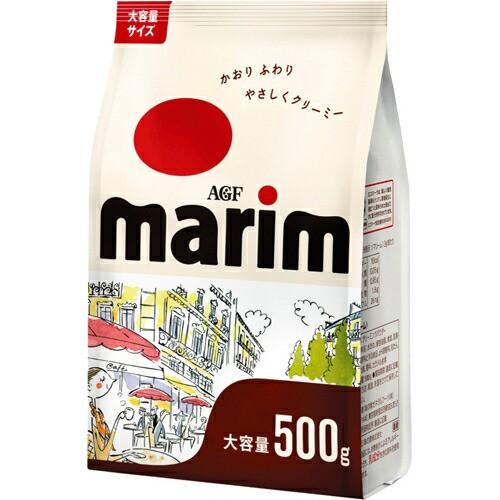 マリーム 袋 500g AGF(味の素ゼネラルフーヅ)