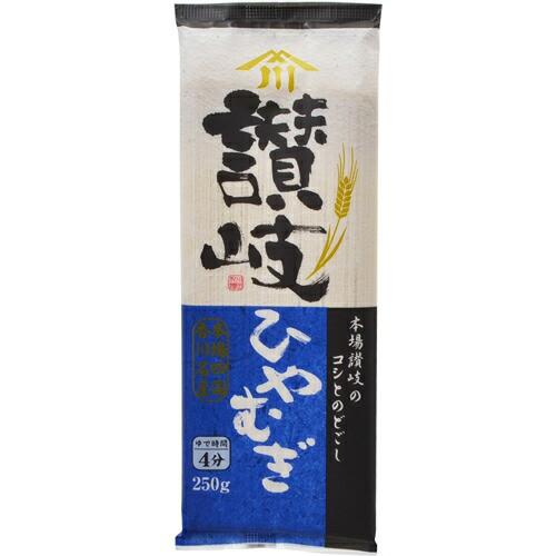 川田製麺 讃岐ひやむぎ 250g 日清フーズ