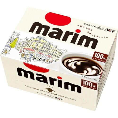 マリーム スティック 3g×100本 AGF(味の素ゼネラルフーヅ)