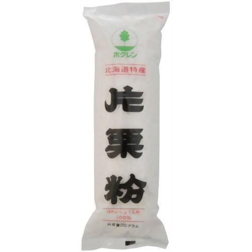 ホクレン 片栗粉(ポリ) 250g ホクレン農業協同組合連合会