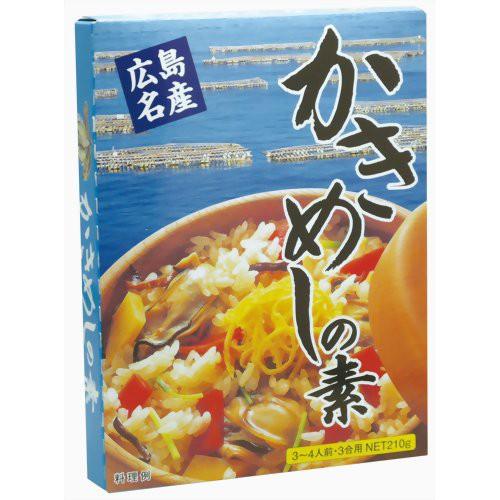 広島名産 かきめしの素 3合用 レインボー食品