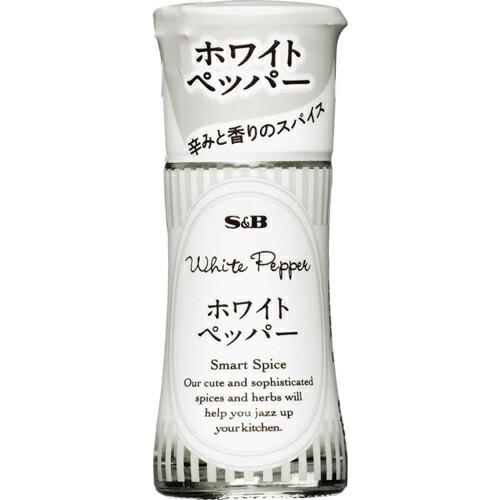 スマートスパイス ホワイトペッパー 9g エスビー食品