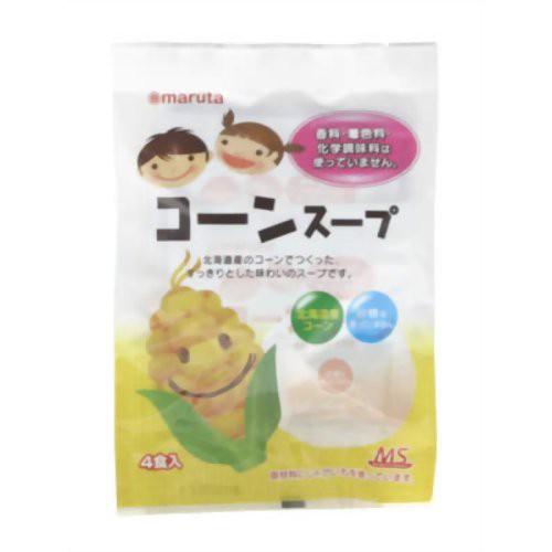 MS 北海道産コーン コーンスープ 4食入 太田油脂