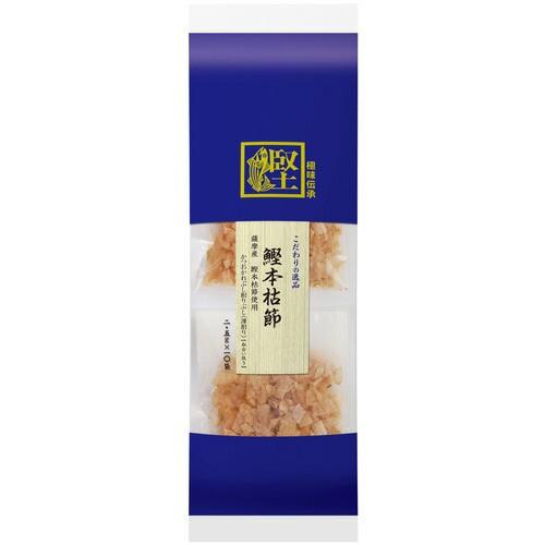 ヤマキ 極味伝承 鰹本枯節 2.5g×10袋 P06Dec14