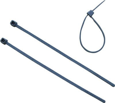 パンドウイット 金属センサー感知可能バンド ナイロン【PLT3S-C86】(電設配線部品・ケーブルタイ)