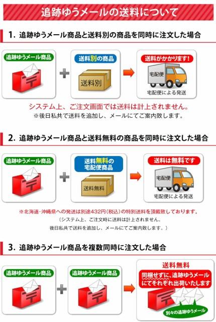 メール便の送料について