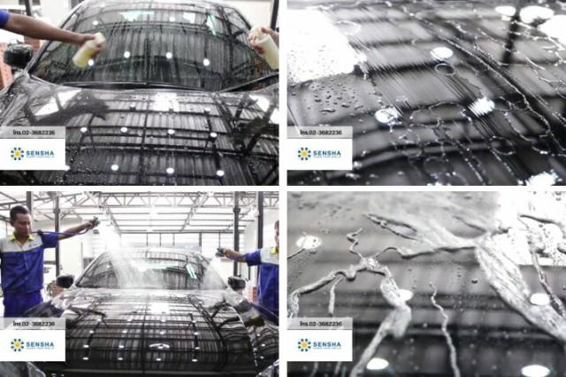 ガラスコーティング剤 洗車用品