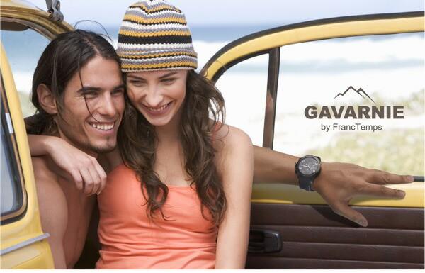 Franc Temps/フランテンプス Gavarnie/ガヴァルニ メンズ腕時計 腕時計 腕時計