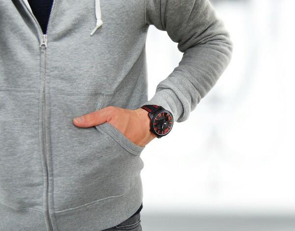 Franc Temps/ フランテンプス ROUE/ルウ メンズ腕時計