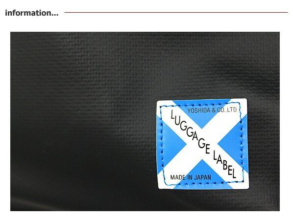 ポイント10倍 吉田カバン ラゲッジレーベル ニューライナー 24cm ショルダ- NEW LINER 960-09285 吉田かばん