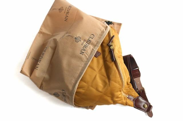 細部にもこだわったダコタのバッグ