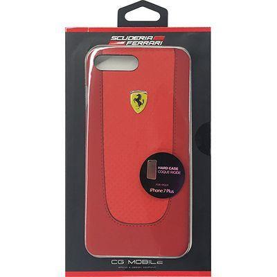 エアージェイ  【】 FEPIHCP7LRE iPhone7 Plus専用カーボン調ハードケース 【新品・税込】