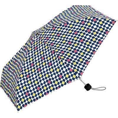 kiu(キウ) 【送料無料】 EE-00734 キウ(KiU) 日傘/晴雨兼用傘 タイニー シリコン ハナ ドット コンパクト 【新品・税込】