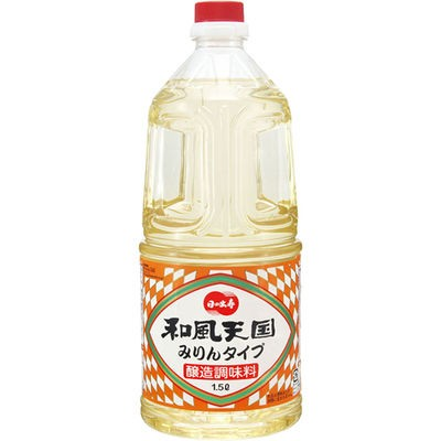 キング醸造  【送料無料】 E512648H 日の出寿 和風天国 みりんタイプ 醸造調味料 1500ml 【新品・税込】