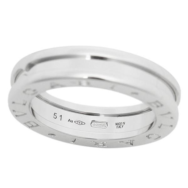 big sale 39983 52e8a ブルガリ 指輪 メンズ レディース リング アクセサリー BVLGARI RWG1BAND AN852423 ビーゼロワン ワンバンド  ホワイトゴールド|au Wowma!(ワウマ)