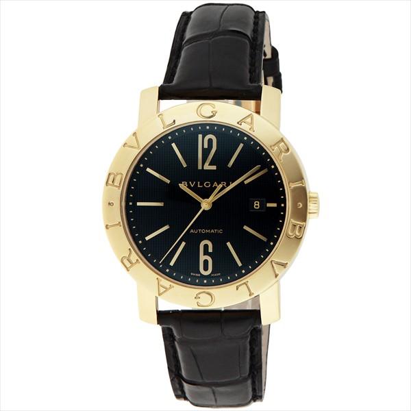 独特な店 ウォッチ メンズ BB42BGLDAUTO ブルガリブルガリ 【全品P10% 0:00~23:59】ブルガリ BVLGARI 腕時計 ブラック 時計 3/13-腕時計レディース