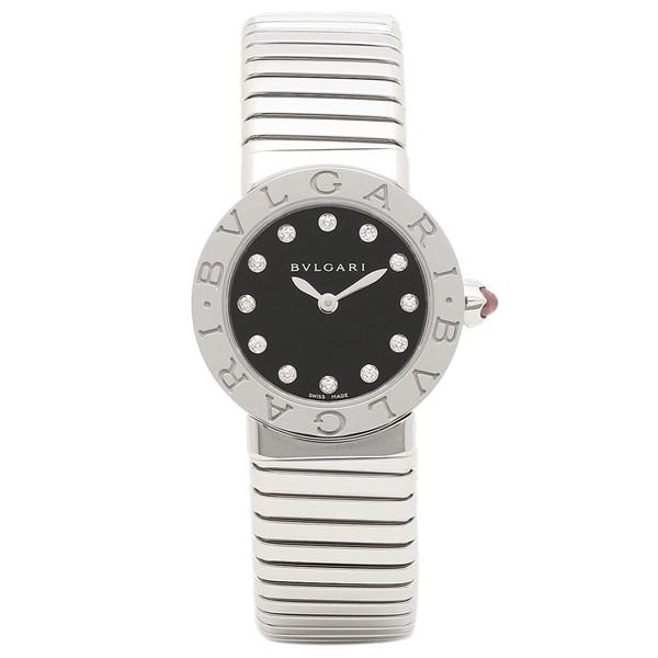 【人気商品】 ブルガリ 腕時計 レディース BVLGARI BVLGARI BBL262TBSS/12.S BBL262TBSS ブルガリ/12.S ブラック シルバー, ノシロシ:42072328 --- kzdic.de