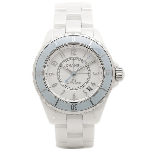 buy popular 8c4a5 8148a シャネル 腕時計 レディース CHANEL H4341 J12 ジェイトゥエルヴ ソフトブルー ホワイト au Wowma!(ワウマ)