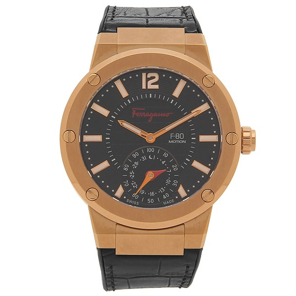 高品質の人気 フェラガモ 腕時計 メンズ スマートウォッチ Salvatore Ferragamo FAZ030017 ブラック, ビーイング 3709caec