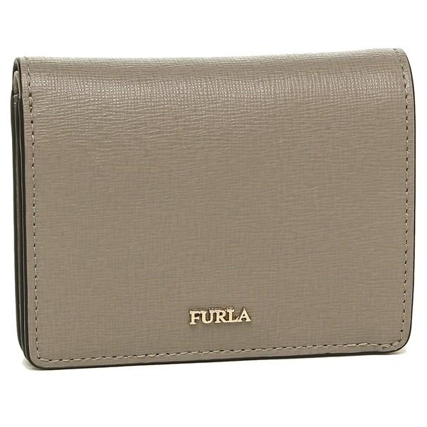 new product b3b26 6b7e5 フルラ 二つ折り財布 レディース FURLA 962178 SBB PZ28 B30 グレー|au Wowma!(ワウマ)