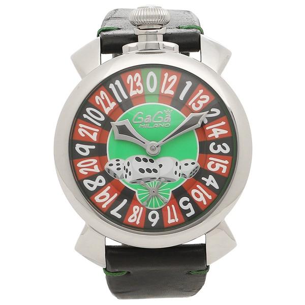 [定休日以外毎日出荷中] ガガミラノ 腕時計 メンズ GAGA MILANO 5010.LV01BLK グリーン ブラック MILANO GAGA ブラック シルバー マルチカラー, TAG-:d59fdf88 --- schongauer-volksfest.de