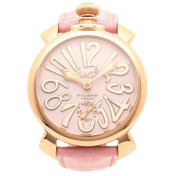 buy online eb92e 80821 ガガミラノ 腕時計 メンズ GAGA MILANO 5011.02S-PNK ピンクゴールド ピンク|au Wowma!(ワウマ)