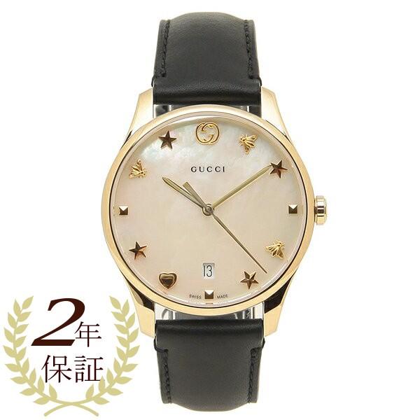 【オープニング大セール】 グッチ 腕時計 レディースG-TIMELESS G-タイムレス36MM GUCCI YA1264044 ブラック ゴールド, 葛飾区 d317823c