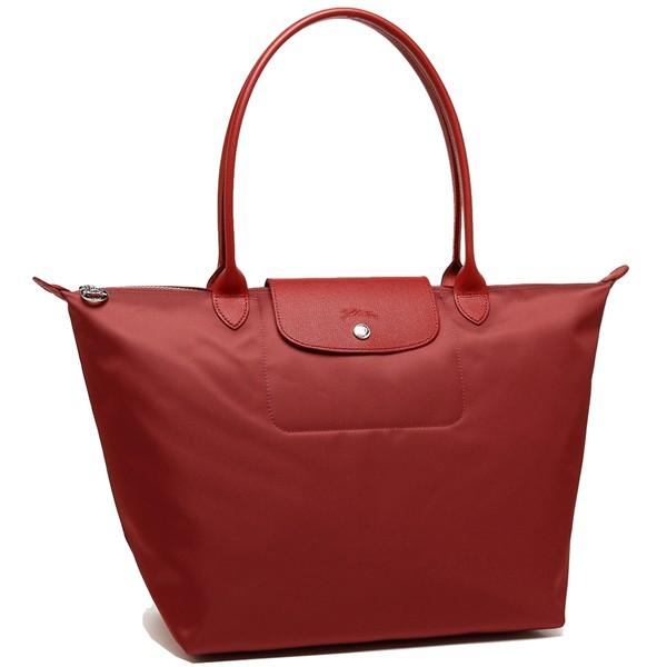6406a84f65a8 LONGCHAMP(ロンシャン)のトートバッグが入荷しました☆光沢感のある素材にレザー使いでアクセントをプラス。洗練されたデザインで、都会的なスタイリングを楽しめる  ...