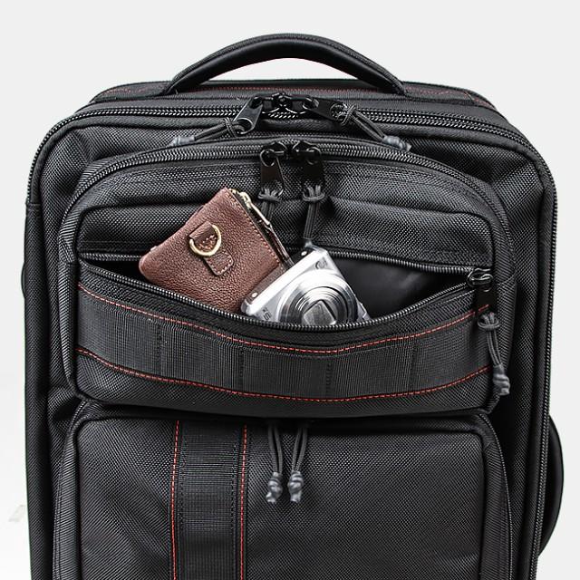 9ebba35254 開催中☆P10~15倍】イノベーター スーツケース Mサイズ ソフト フロント ...