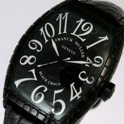 new product cef95 1dad5 フランクミュラー メンズ腕時計 トノウカーベックス 8880SCBLKCRO《納期約4週間》|au Wowma!(ワウマ)