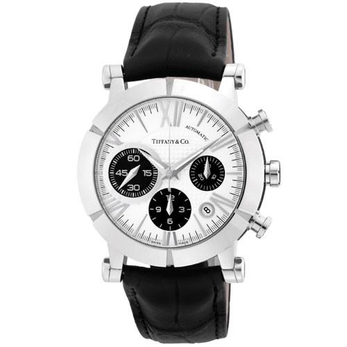 輝く高品質な ティファニー ティファニー メンズ腕時計 Atlas Atlas メンズ腕時計 アトラス Z1000.82.12A21A71A, ブランド古着の買取販売ベクトル:fb13e1b5 --- 1gc.de