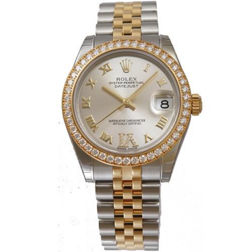 online store bf618 b198d ロレックス レディース腕時計 デイトジャスト 178383SIR|au Wowma!(ワウマ)