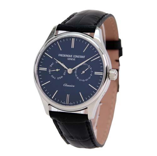 雑誌で紹介された フレデリック スリムライン・コンスタント メンズ腕時計 スリムライン メンズ腕時計 FC259BNT5B6, 瓜連町:88a23785 --- 1gc.de