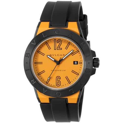大人女性の ブルガリ メンズ腕時計 ブルガリ ディアゴノ メンズ腕時計 マグネシウム マグネシウム DG41C10SMCVD, 龍神村:4259fe63 --- 1gc.de
