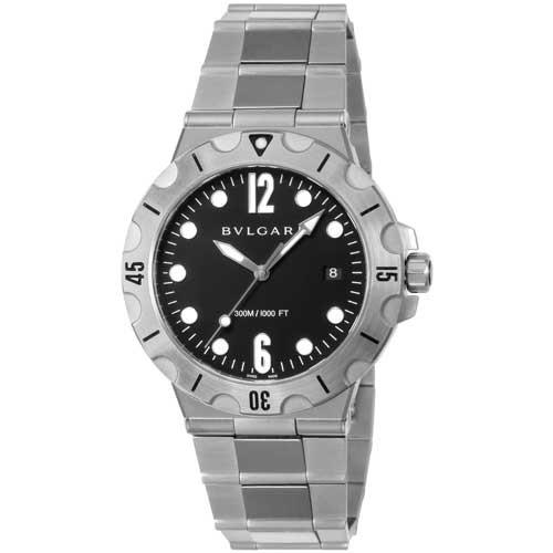 新品 ブルガリ メンズ腕時計 ブルガリ ディアゴノプロフェッショナル メンズ腕時計 DP41BSSSD, 綾上町:4c966c7c --- kzdic.de