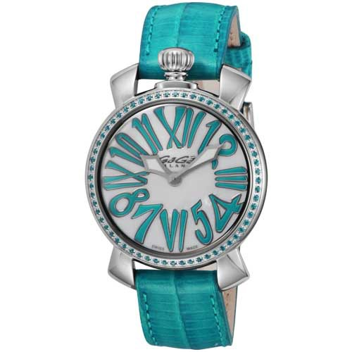 100%本物保証! ガガミラノ ユニセックス腕時計 MANUALE35MMSTONES 6025.03, スキー専門店 大阪タナベスポーツ 4ba84de6